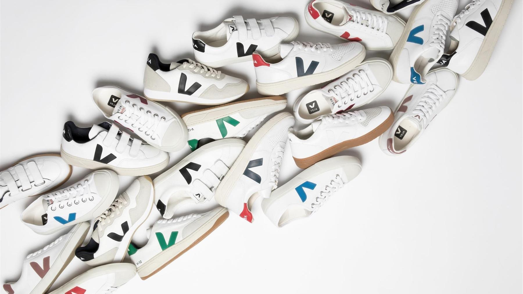 Veja sneakers | Source: Courtesy