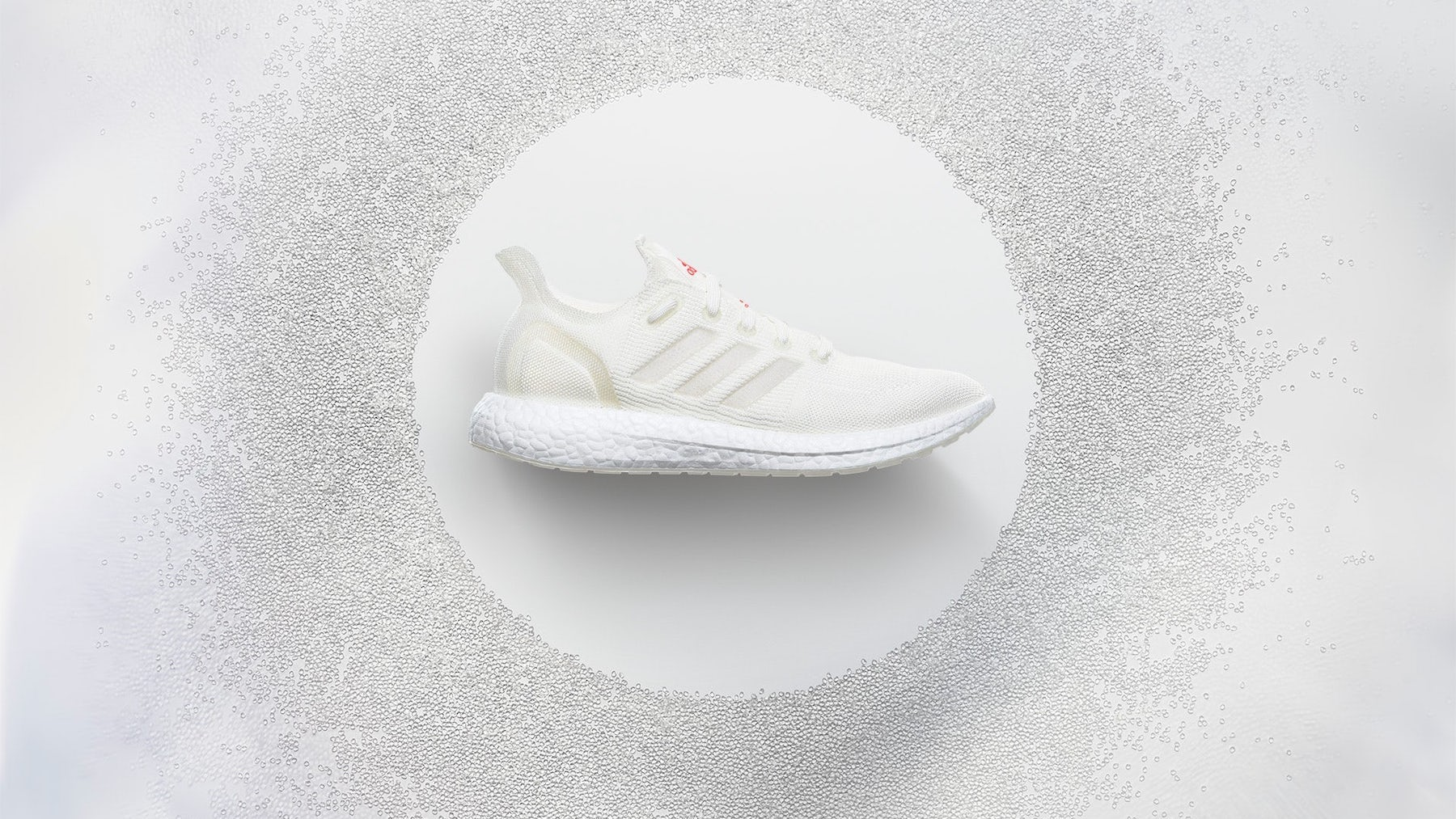 With its newest product, Adidas has cracked a decades-long quest to make a recyclable shoe   Source: Courtesy