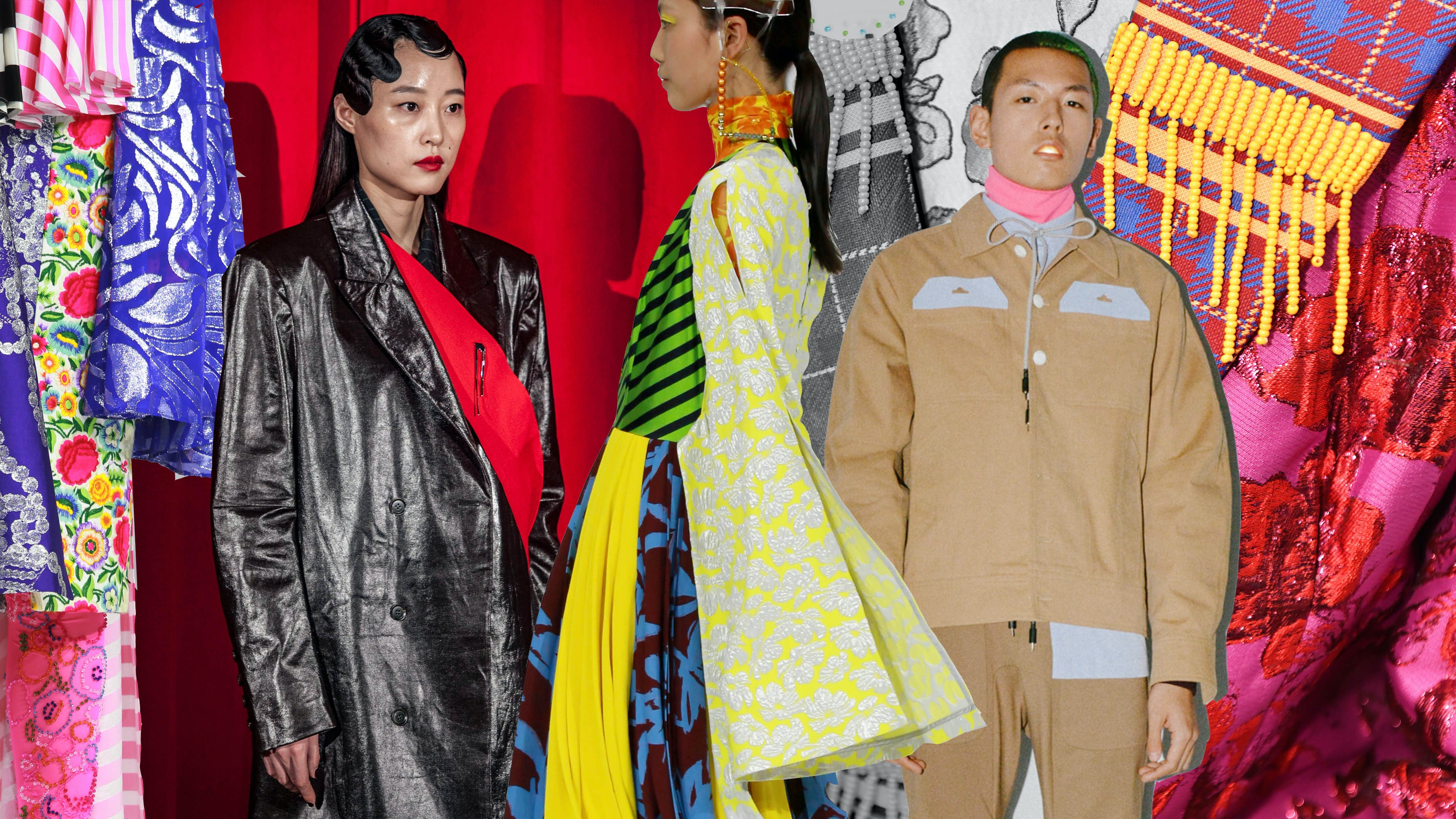 Images from Ximon Lee, Shuting Qiu, and Staffonly | Collage by BoF