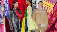 Images from Ximon Lee, Shuting Qiu, and Staffonly   Collage by BoF