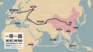 One Belt One Road | Source: Shutterstock
