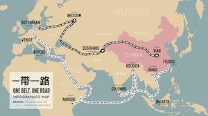 One Belt One Road | Source: Shutterstock