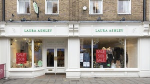Laura Ashley store in London | Source: Shutterstock