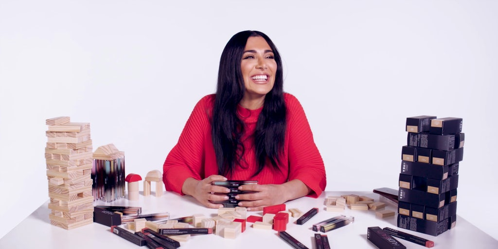 Beauty Fashion Business: None Of Your Business With Huda Kattan