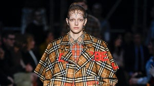 Burberry Autumn/Winter 2019 | Source: InDigital.Tv