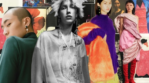 726a79c88 Chinese Designers Had a Breakthrough Season. Now What?   Global ...