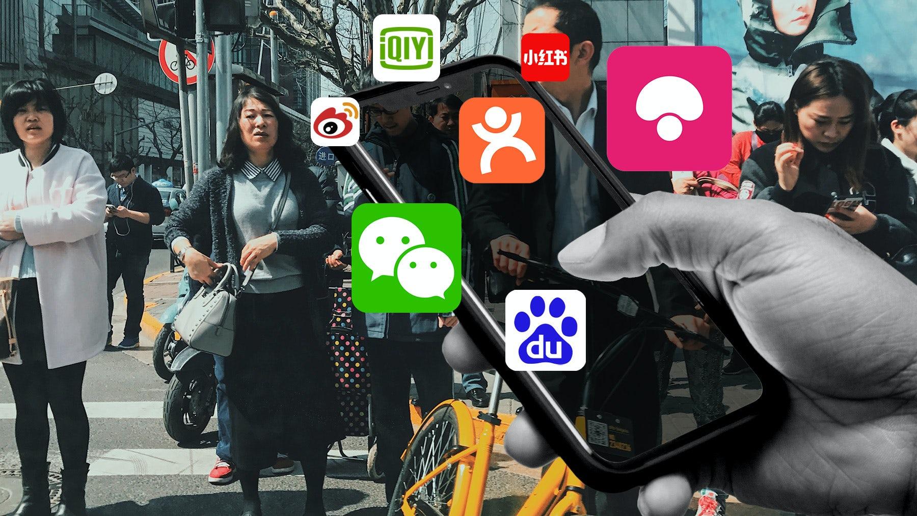 Chinese Start-Ups: More Than Clones
