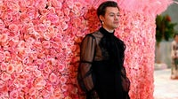 Harry Styles was one of 25 stars dressed by Gucci at the 2019 Met Gala | Source: Getty/Matt Winkelmeyer
