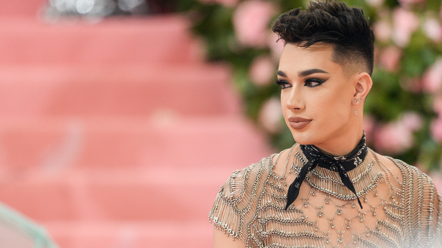 James Charles at the Met Gala | Source: Getty Images