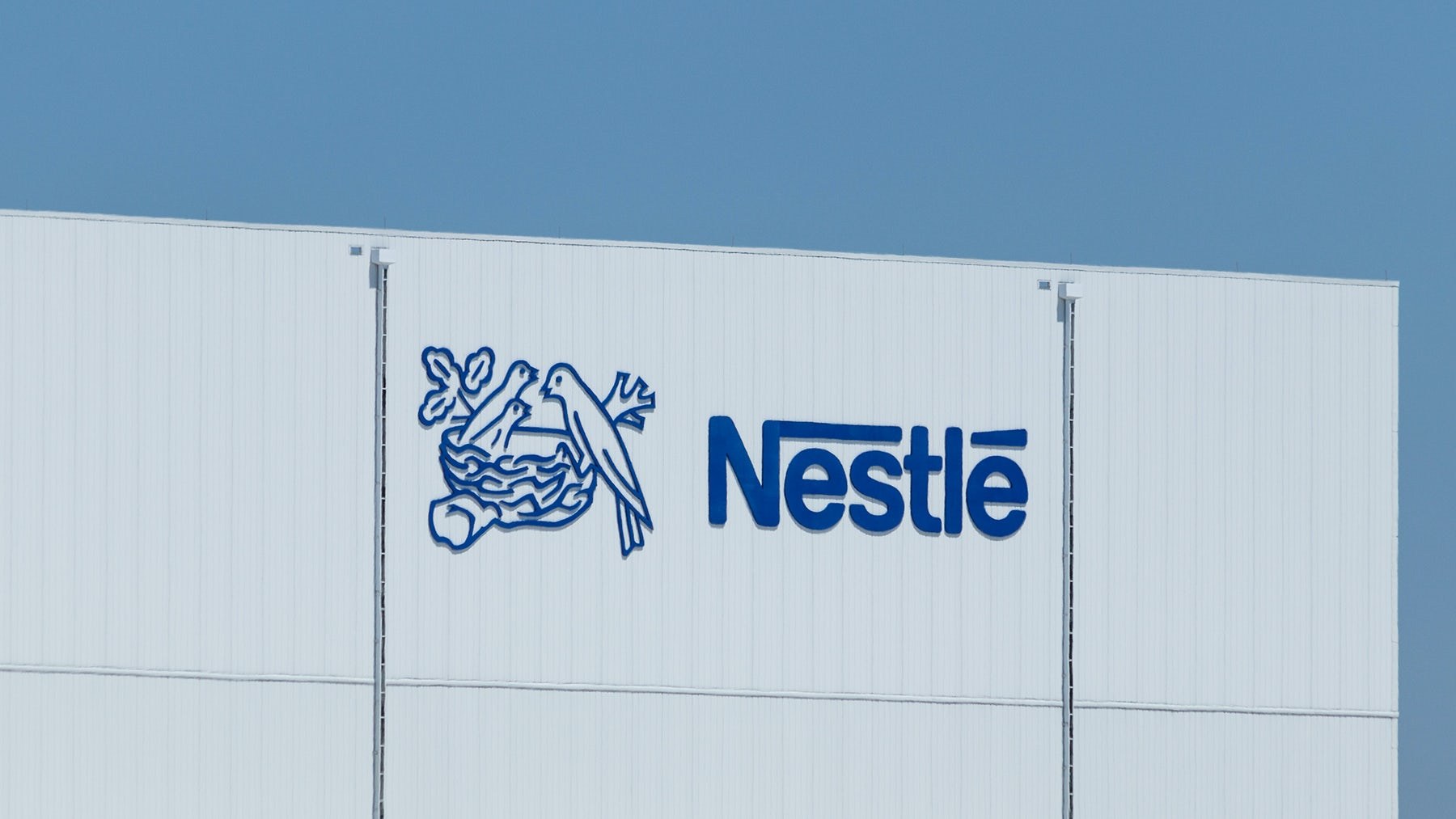 Nestle manufacturing plant | Source: Shutterstock