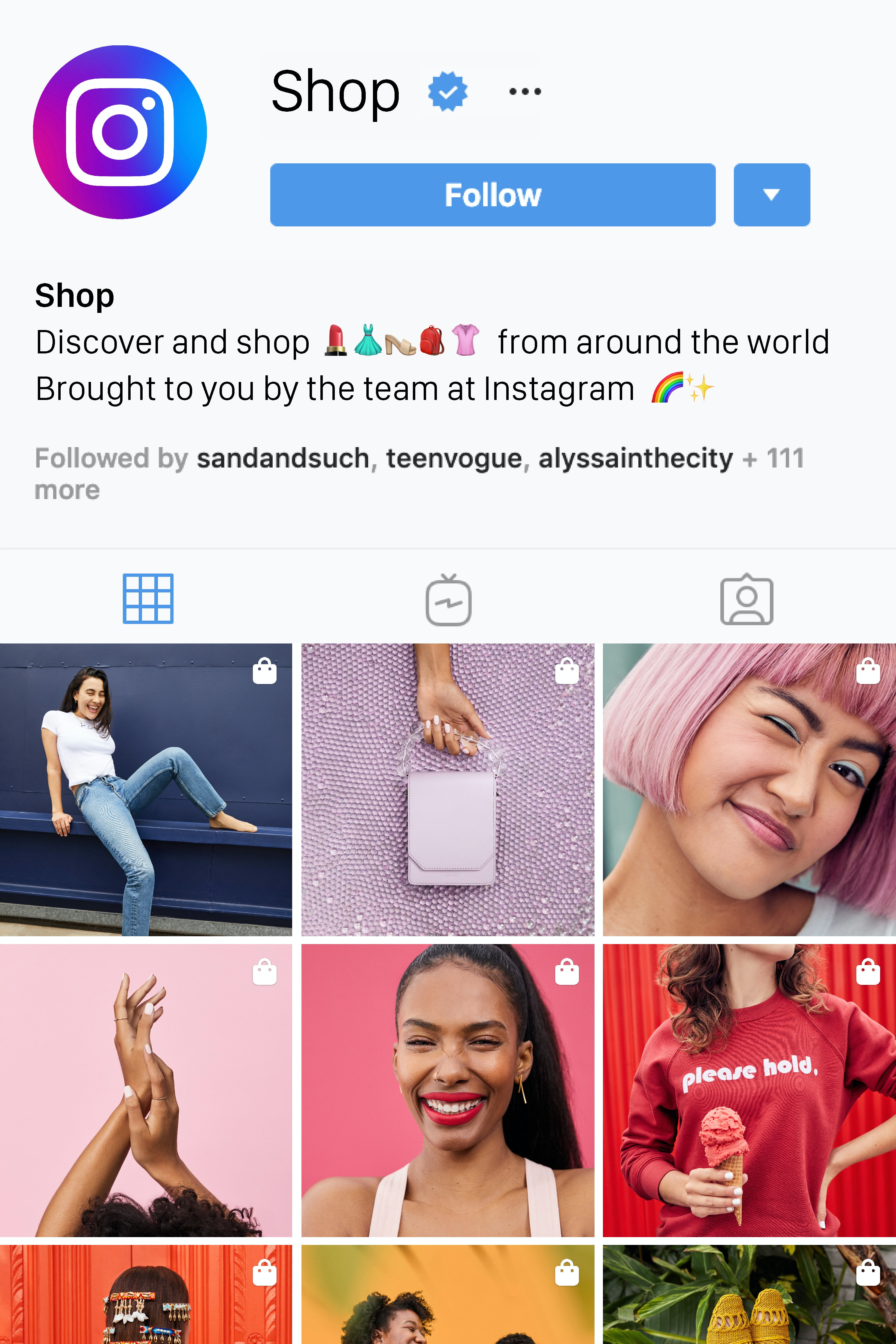 Instagram Hones in on Publishers' Turf With Shopping Recommendations