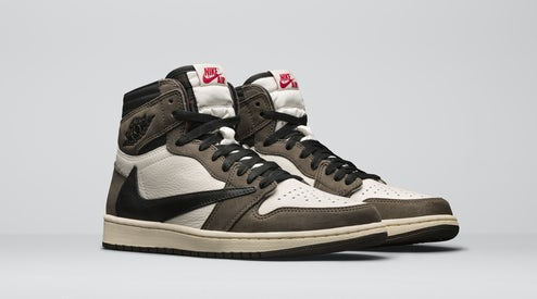 ed3f9efb8b Travis Scott's Sneaker Air Jordan 1 Sells Out in a Morning | News ...