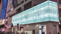 Tiffany & Co store in Hong Kong | Source: Shutterstock