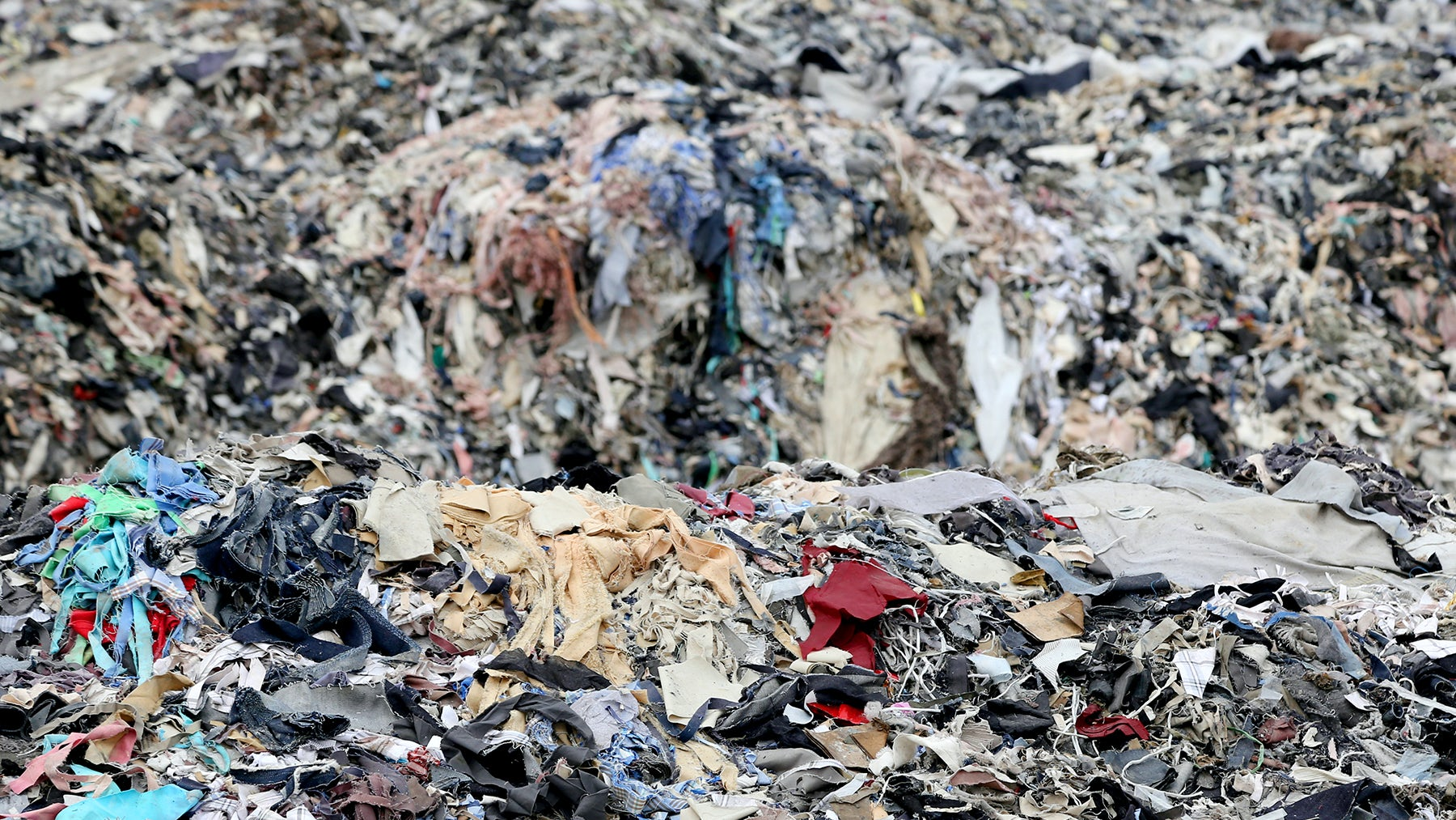 Textile waste   Source: Shutterstock