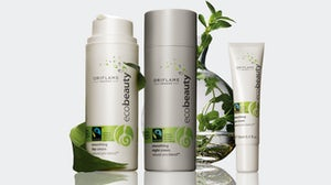 Oriflame Eco Beauty range | Source: Oriflame Press Images