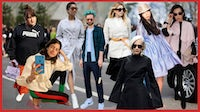 (L-R) @lottielamour, @leandramcohen, @tamumcpherson, @isaaclikes_, @camillecharriere, @iconaccidental, @susiebubble, @bagsnob   Source: Instagram, collage by BoF