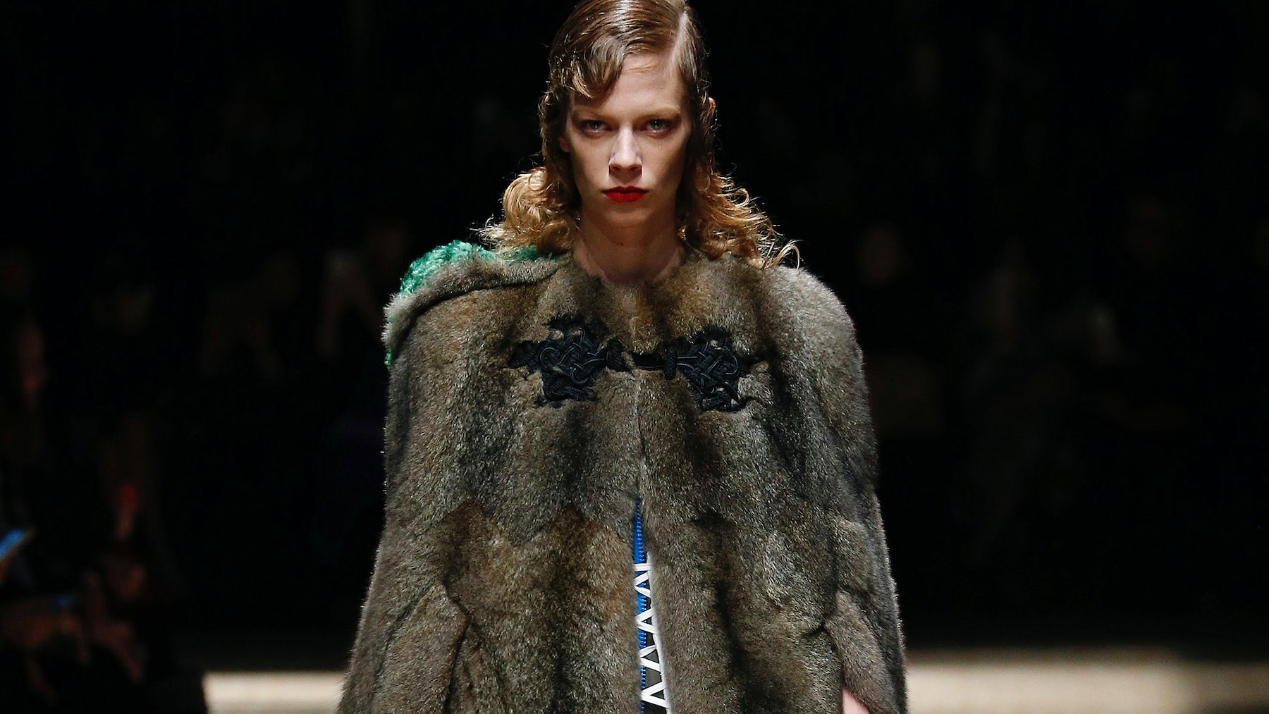 Prada Joins Fashion's Anti-Fur Movement