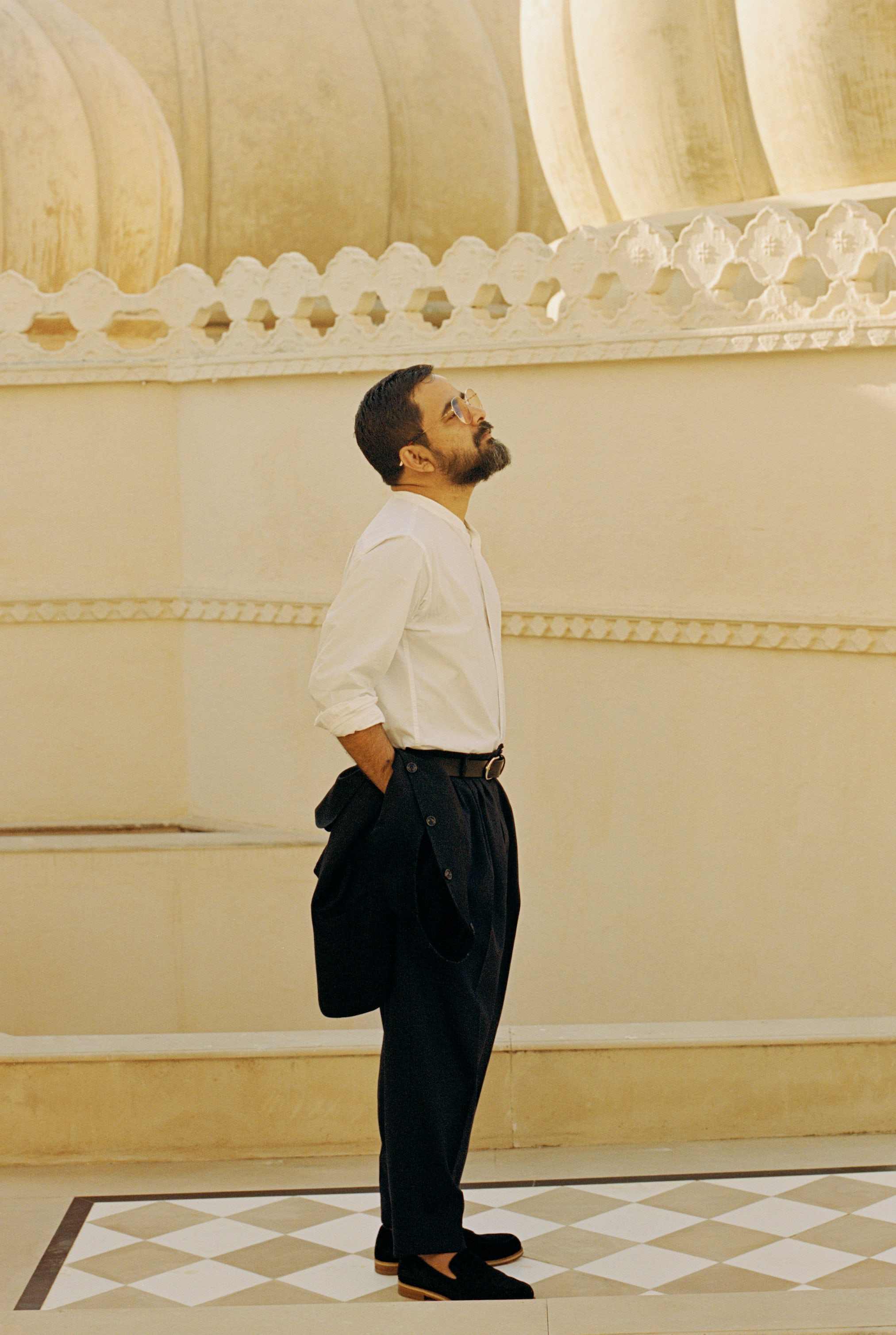 Sabyasachi Mukherjee | Photo: R Burman