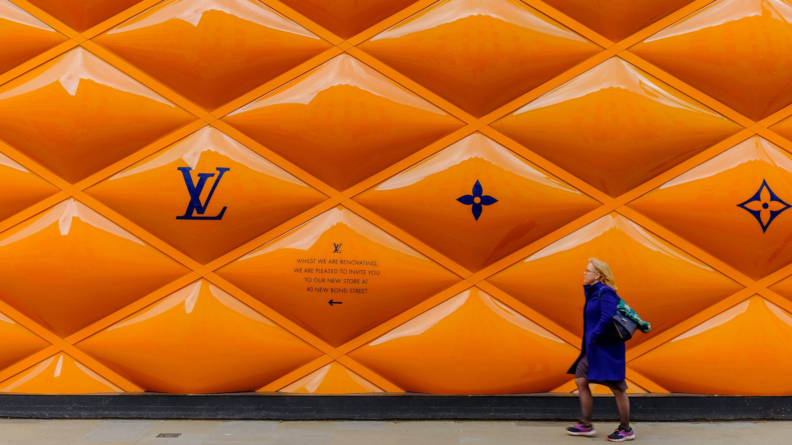 Article cover of LVMH Results Prompt Yet Another Rally in Luxury