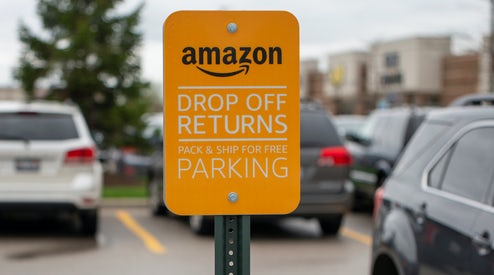 Amazon Bets on Kohl's as Its Own Brick-and-Mortar Efforts