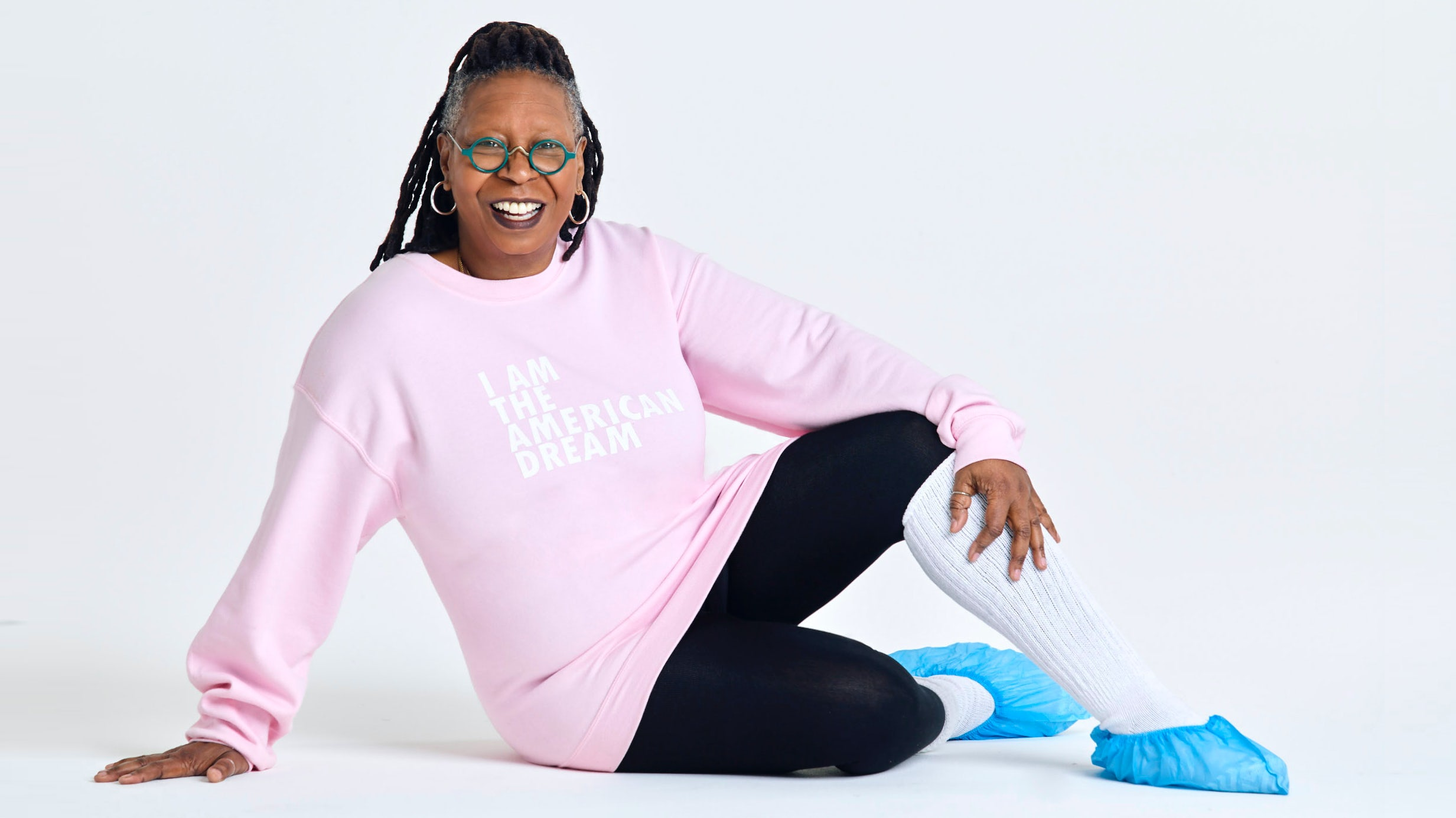 Whoopi Goldberg is launching a fashion line, Dubgee, on May 15 | Source: Courtesy