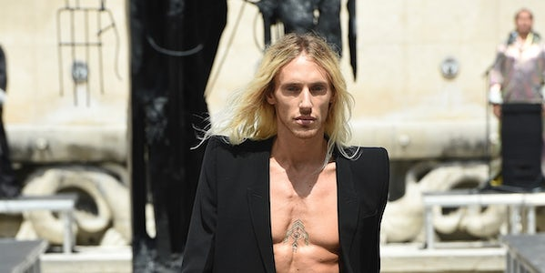 The Other Side of Wickedness at Rick Owens