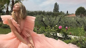 Giambattista Valli collaboration with H&M   Source: Instagram/@hm