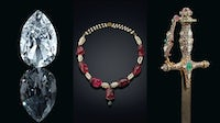 A selection of the offerings at the Christie's Auction   Source: Courtesy
