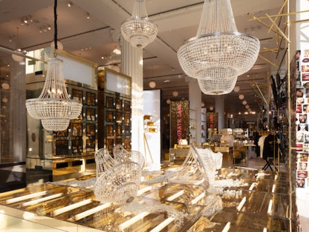 Why Department Stores Are Supersizing Their Beauty Floors