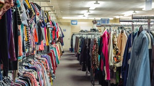 Goodwill store in Lafayette, Louisiana | Source: Shutterstock