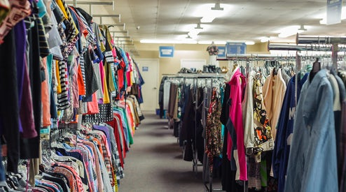 Online Thrift Store Clothes >> Goodwill The Original Thrift Store Goes Digital News