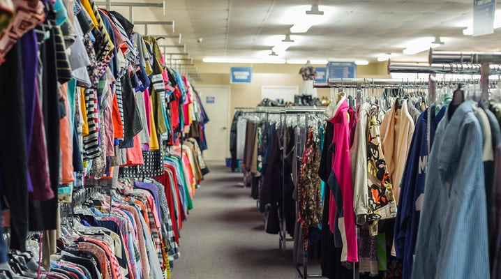 Goodwill, the Original Thrift Store, Goes Digital