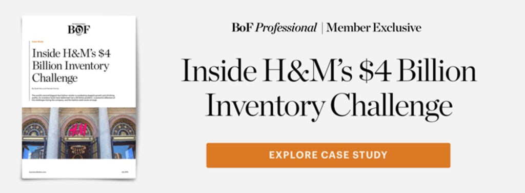 H&M Billion Inventory Challenge