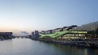 IFM's new building, Cité de la mode et du design, on Paris' Left Bank | Source: Courtesy
