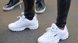 'Dad Shoes' and Golf Balls Make Fila Saviour a Fortune