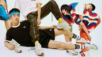 Adidas' Pride campaign |  Collage by BoF