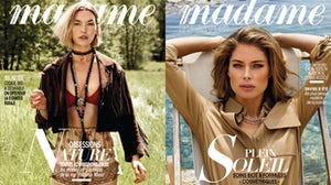 Madame Figaro covers | Source: Courtesy