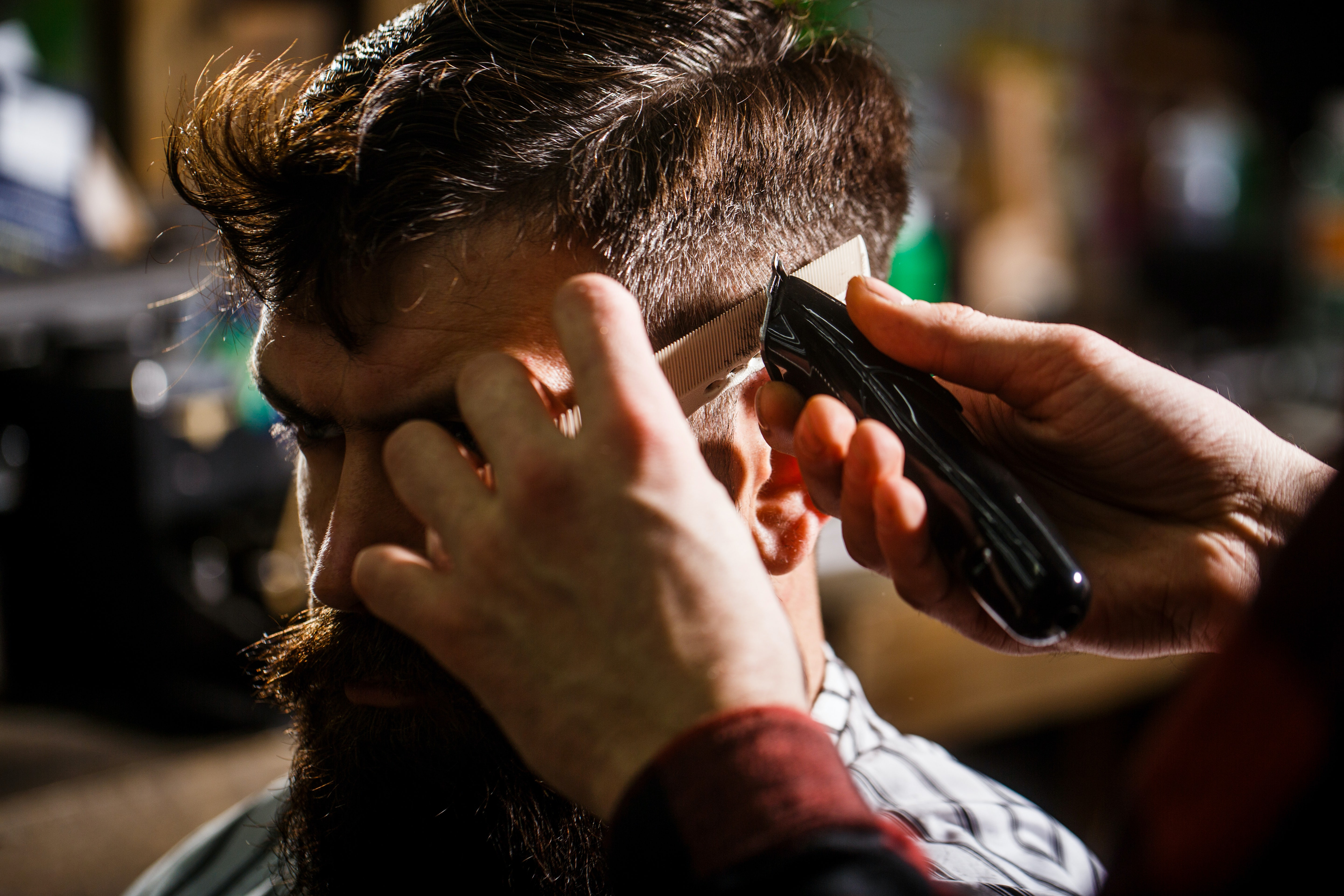 How The Turkish Barber Conquered Europe Global Currents Bof