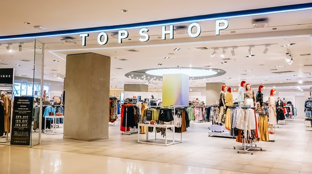 Landlords Vote to Approve Rescue Plan for Topshop Owner Arcadia