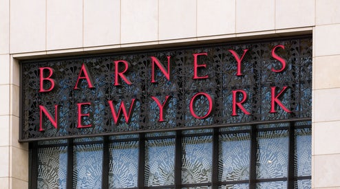 Barneys Considers Bankruptcy Financing Plans With Wells Fargo | News