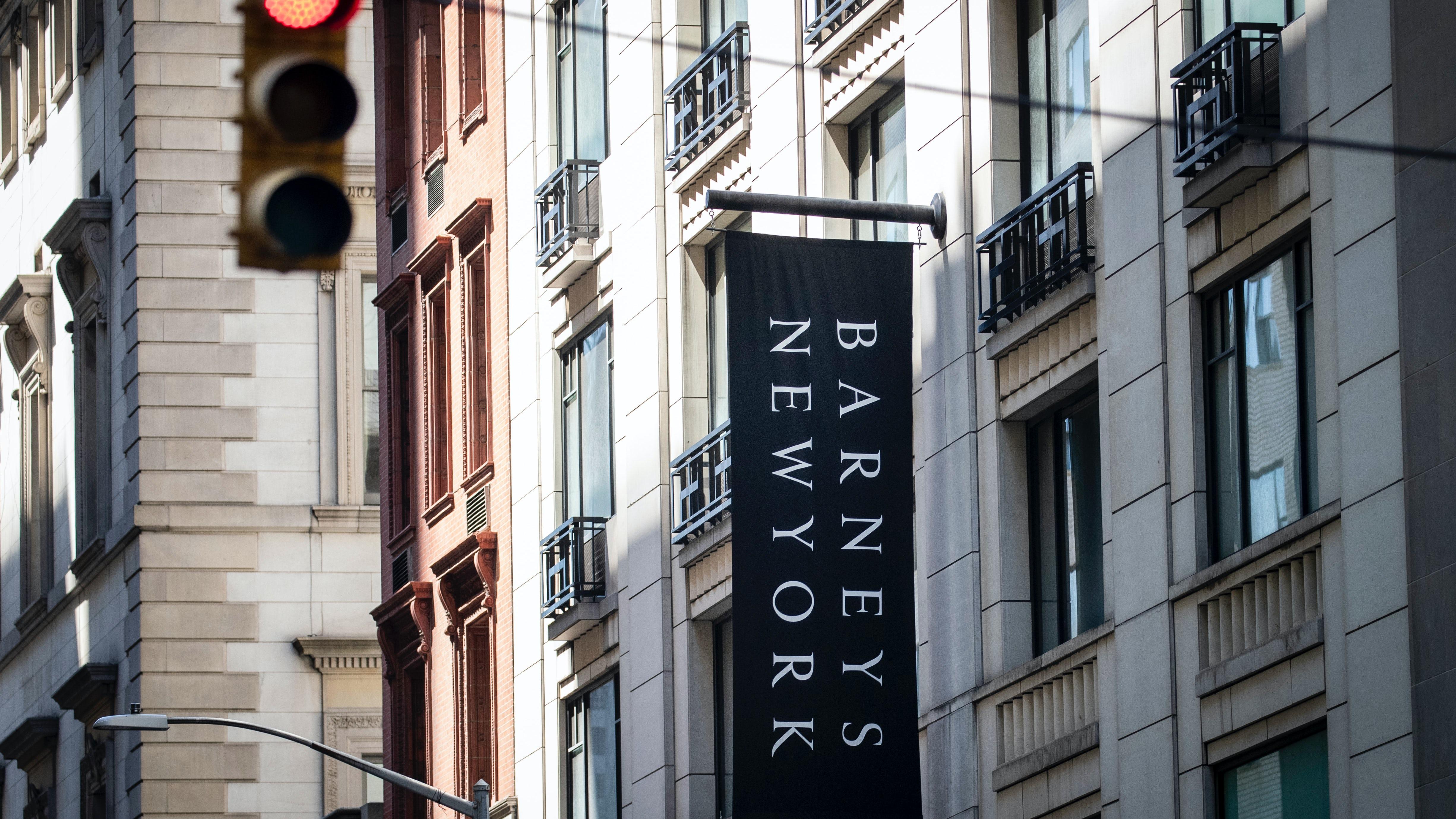 Who Will Buy Barneys?