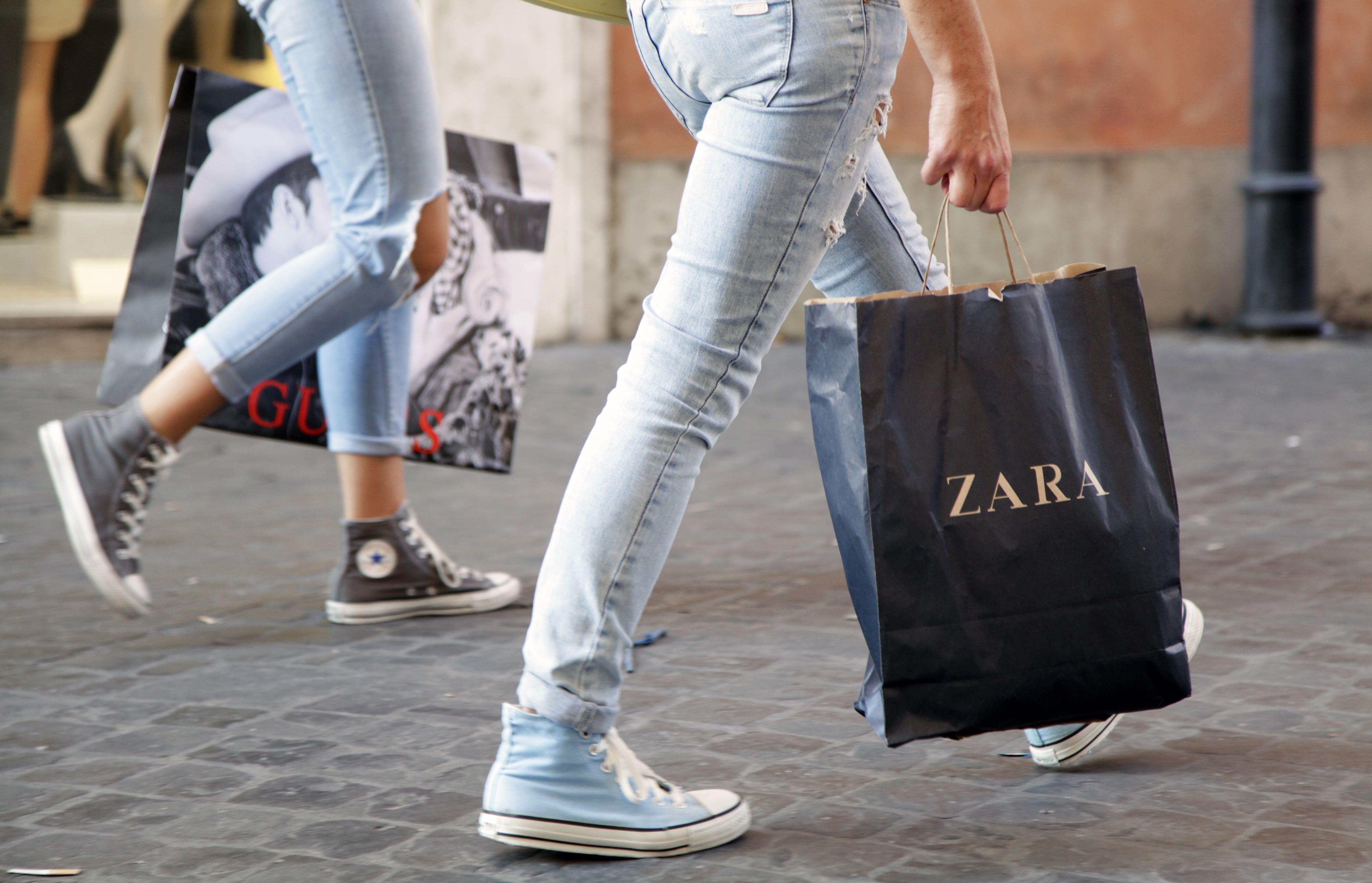 A Rare Look Inside Zara