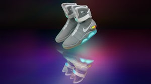 "The Nike Mag 2016 edition, inspired by ""Back to the Future Part II"" 