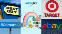 Retailers are competing with Amazon's Prime Day. | Source: Amazon and Shutterstock