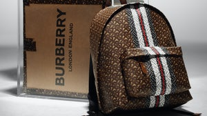 The Burberry Monogram Collection | Source: Courtesy