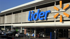 Walmart-owned Lider hypermarket in Chile | Source: Walmart media gallery