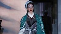 Maison Margiela Artisanal Couture Autumn/Winter 2019 | Source: Courtesy