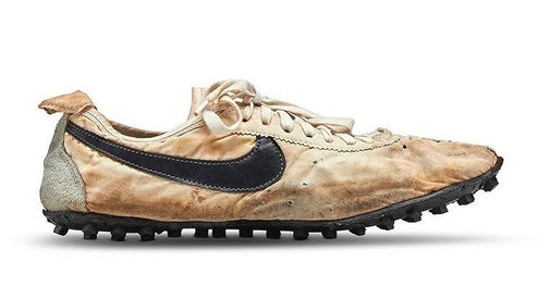 Nike Shoes From 1972 Beat World Record Auction Price | News