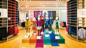 Uniqlo flagship store in Shanghai | Source: Fast Retailing Photo Library