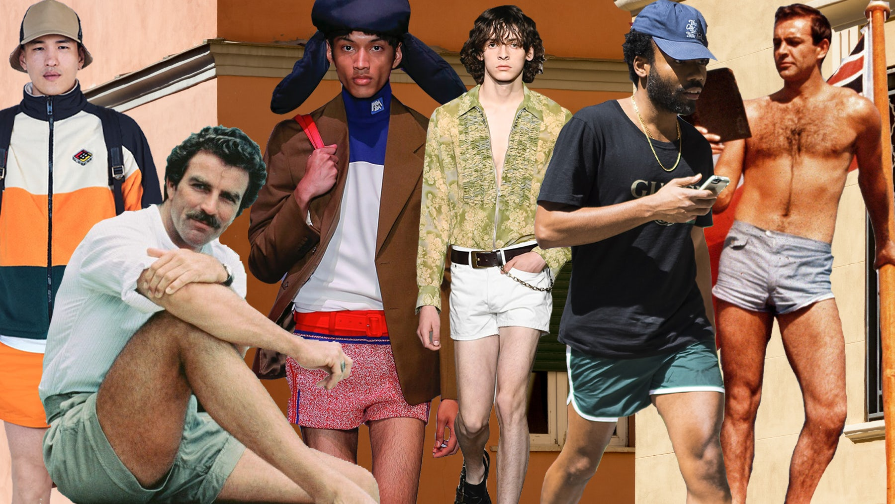 Quads Are the New Biceps: Why Fashion Went Long on Short Shorts